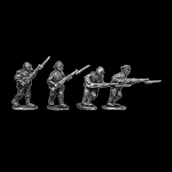 British Expeditionary Force (BEF) Trench Raiders 2.