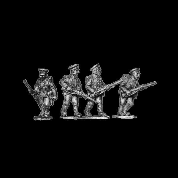 British Infantry Advancing 1