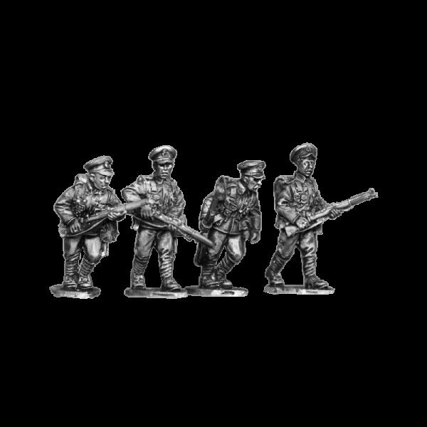 British Infantry Advancing 2.