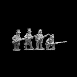 Militia Skirmishing 1