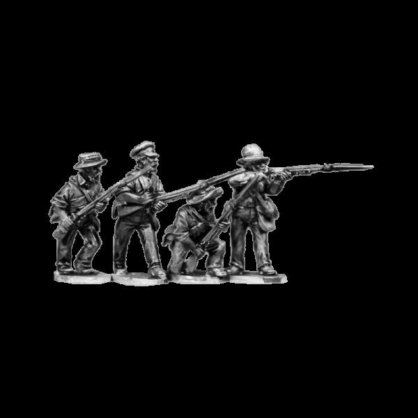 Militia Skirmishing 2