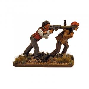 Weasley Wretches Lewis Gun Team