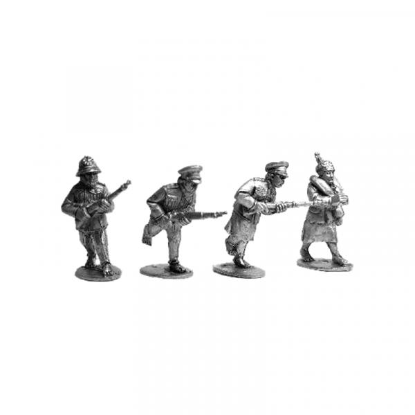 Marhel Safari Regulars Rifles I
