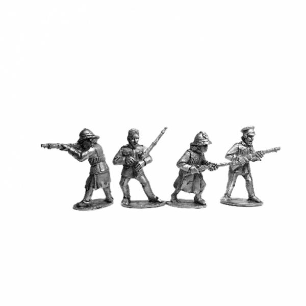 Marhel Safari Regulars Rifles 2