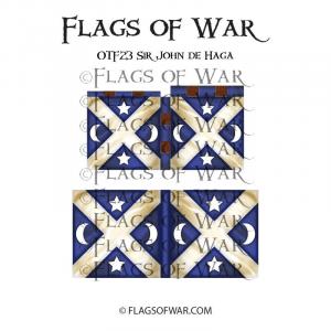 Sir John de Haga Standard