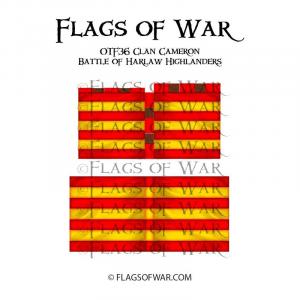 Clan Cameron Standard
