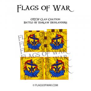 Clan Chatton Standard