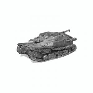 Italian CV33 front