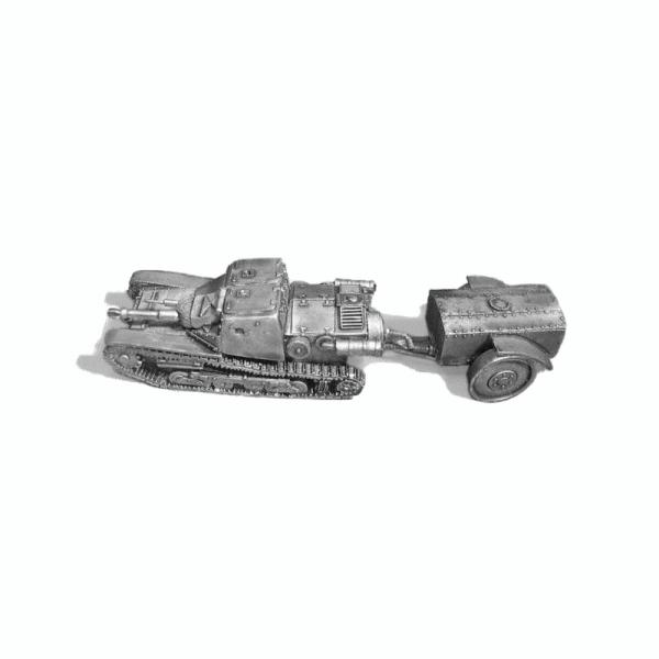 Italian CV33 Lanciafiamme top