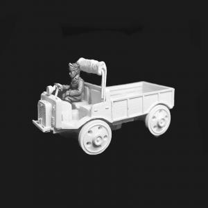 Italian OM35 truck