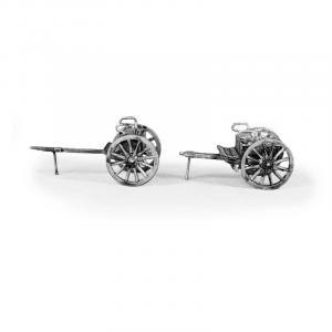 4.5 Inch British Howitzer Limbers