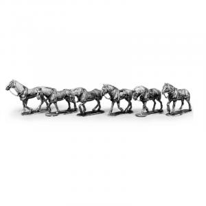 Artillery Horse Team (6 horses)