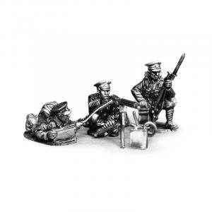 BEF Vickers Team 1