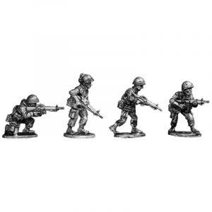 USMC Advancing 1 (1967-1975) plus pack right