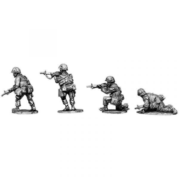 USMC PLUS Advancing 5 back