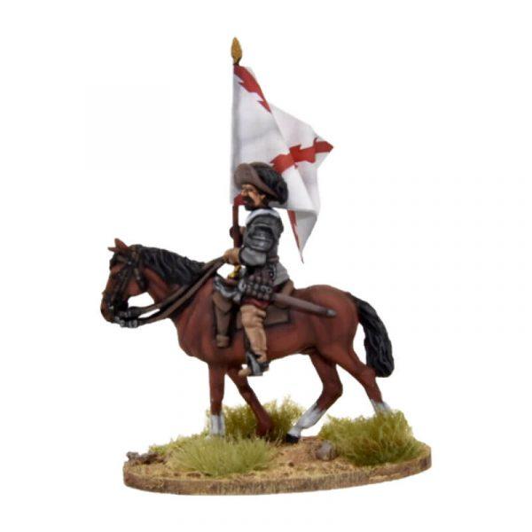 Spanish Tercio General and Cornet G
