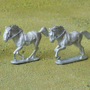 Irregular horses on their own