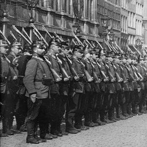 WWI German Empire