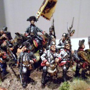 Austrian Army of Lombardy 1796