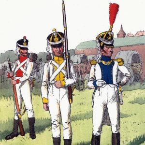 Saxon Napoleonics 1810 - 1815