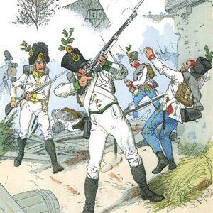 Austrian Infantry & Artillery