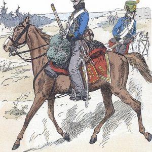 Austrian Cavalry & Generals