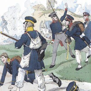 Late Prussian Napoleonic 1814-1815