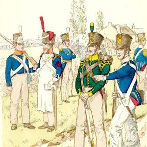 Napoleonic Dutch Belgium 1815