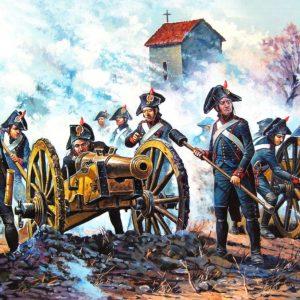 Napoleonic French Artillery Crews 1800 - 1815
