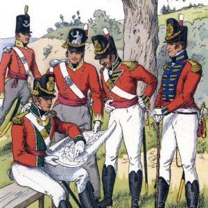 British Napoleonic 1800-1815