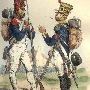 French Napoleonic Line Infantry 1806 -1814